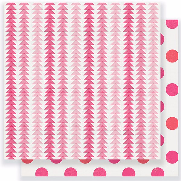 Papel de 30x30 Delightful. Heart Day