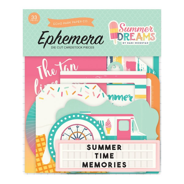 Ephemera Summer Dreams