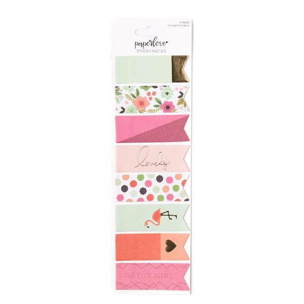 Paper Love Trend Sticky Notes