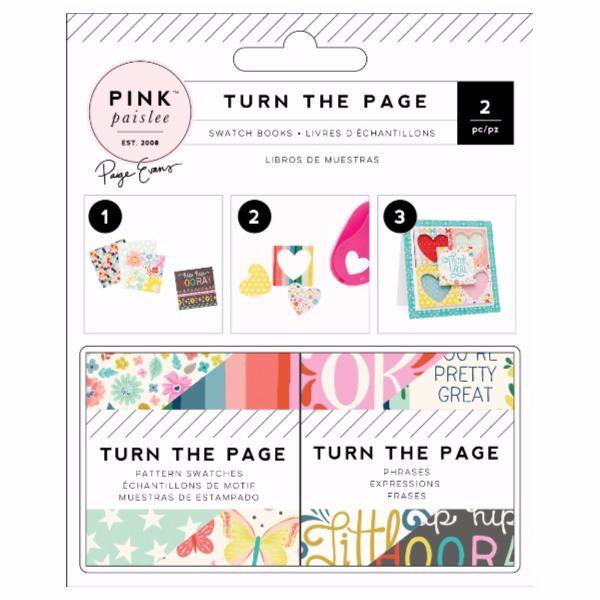 Mini Swatch Book Turn The Page