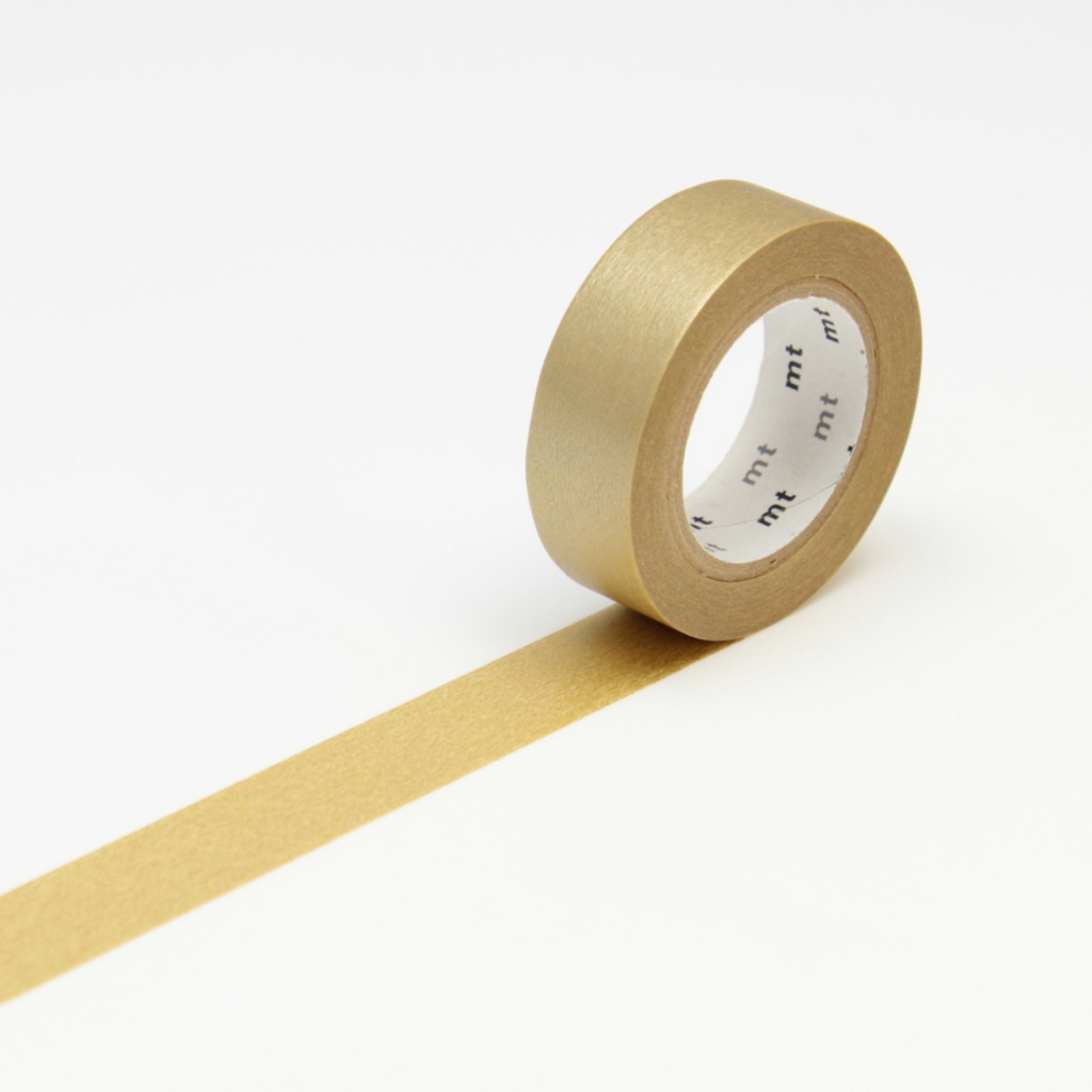 MT Masking Tape Gold