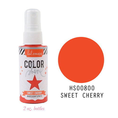 Tinta Color Shine Cherry
