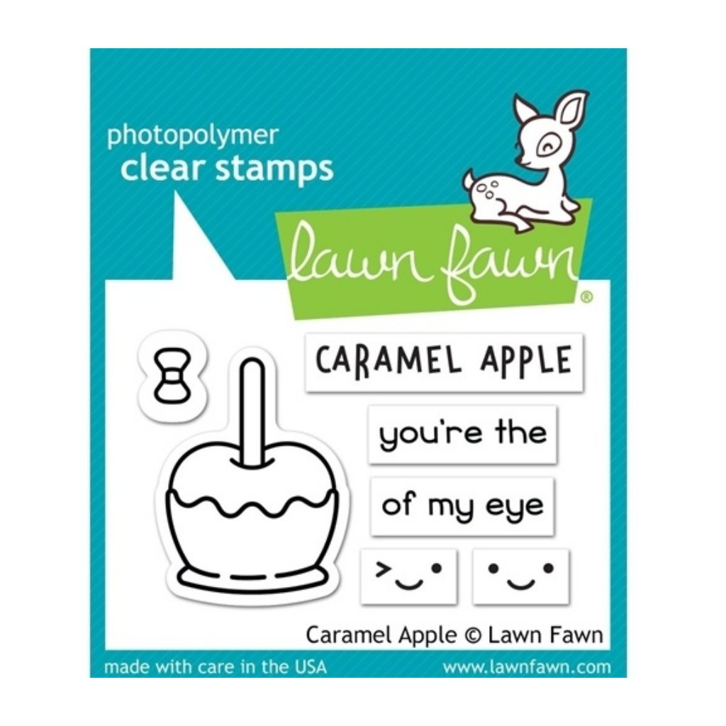 Sellos Lawn Fawn - Caramel Apple