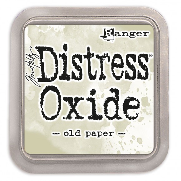 Distress Oxide - Oxide Old Paper