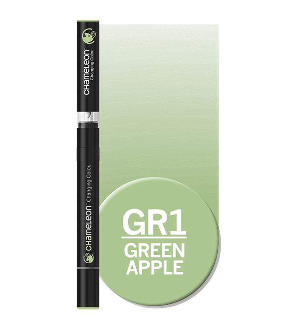 Rotulador chameleon - green apple gr1