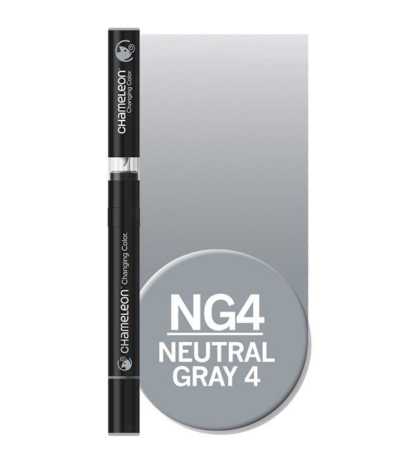 Rotulador chameleon - neutral gray 4 ng4