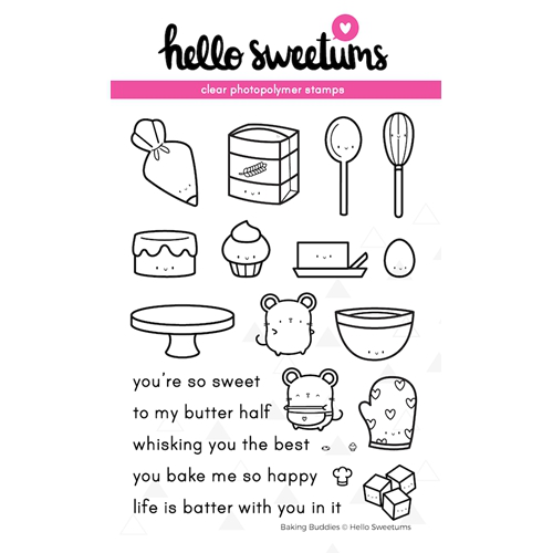 Hello sweetums - Sello Baking Buddies