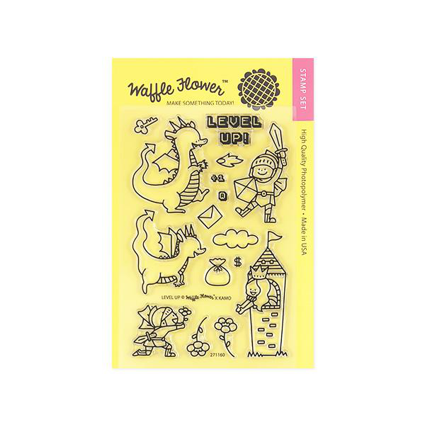 Level Up Stamp Set
