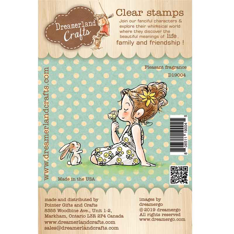 Dreamerland Craft - Pleasant fragrance - Clear