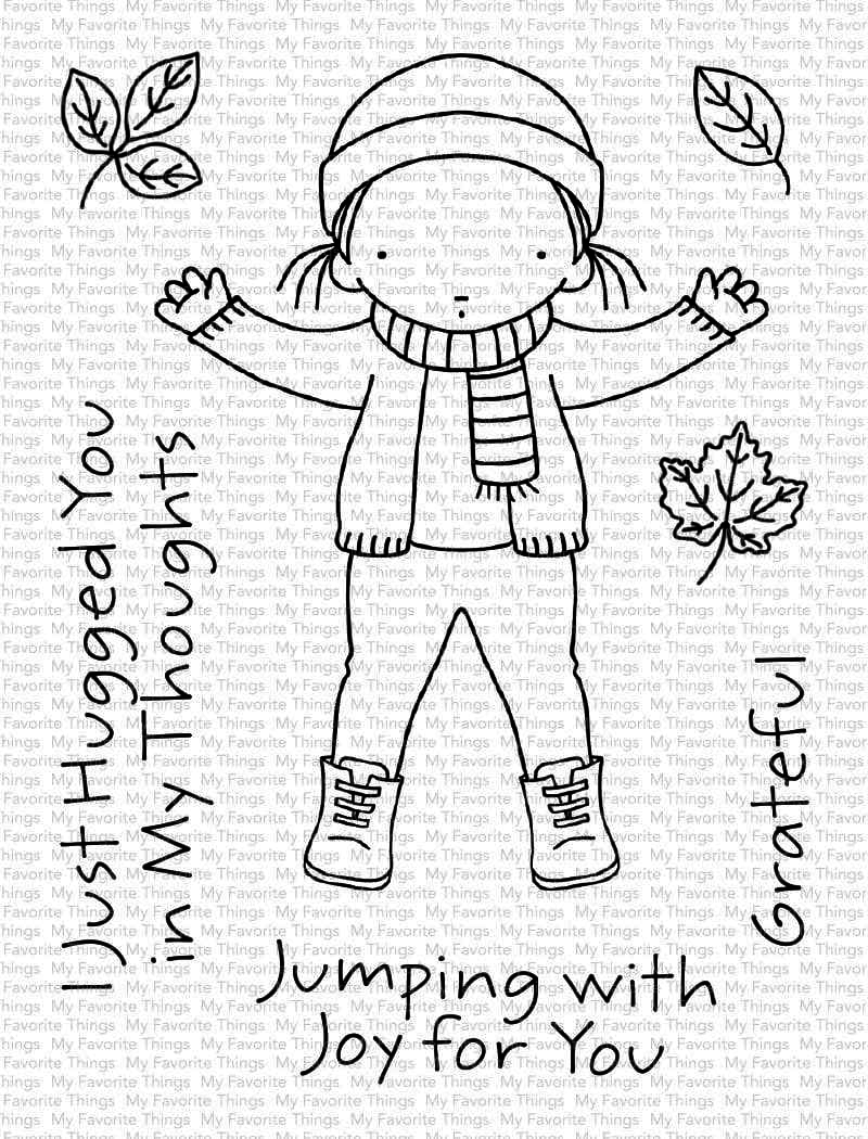 Set de sellos My Favorite Things - PI Jumping with Joy