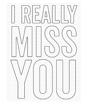 I Really Miss You Die-namics WS