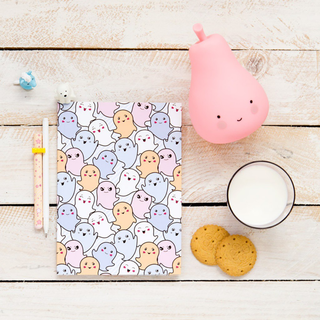 Cuaderno Little Ghosts