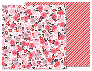 Papel de 30x30 Pretty in Pink. My Funny Valentine