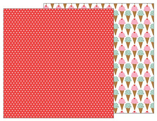 Papel de 30x30 Candy Dots. My Funny Valentine