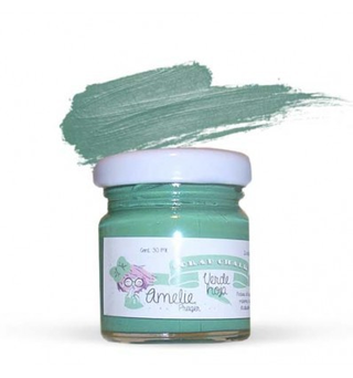 Amelie Scrap Chalk 35 Verde Hoja 30 ml