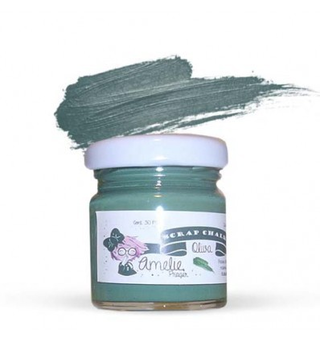 Amelie Scrap Chalk 36 Oliva 30 ml