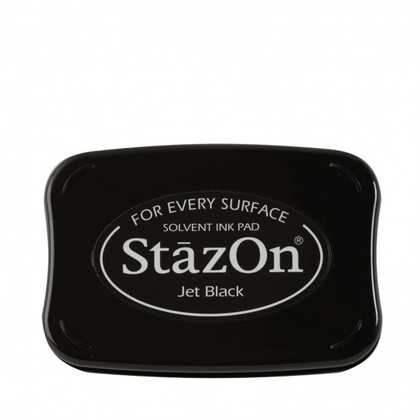 Tinta Stazon black
