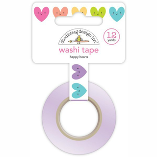 Washi Tape Happy Hearts Fairy Tales