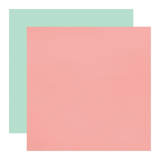 Pink/Mint Coordinating Solid Summer Dreams