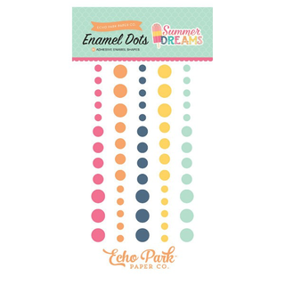 Enamel Dots Summer Dreams