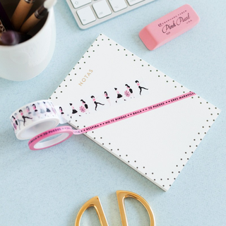 Ladies. Pack de 2 washi tape