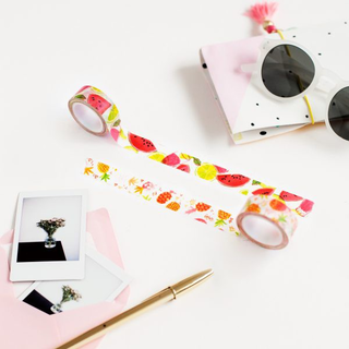 Set Washi tape Tutti Frutti by Ohn Mar Win