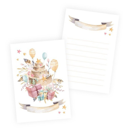 Set de Tarjetas Cut & co Girl