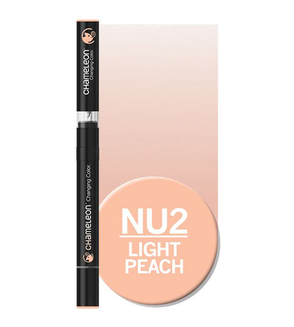 Rotulador chameleon - light peach nu2
