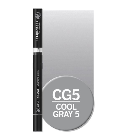 Rotulador chameleon - cool gray 5 cg5