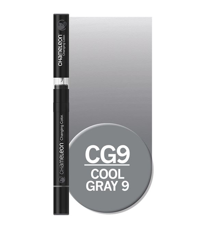 Rotulador chameleon - cool gray 9 cg9