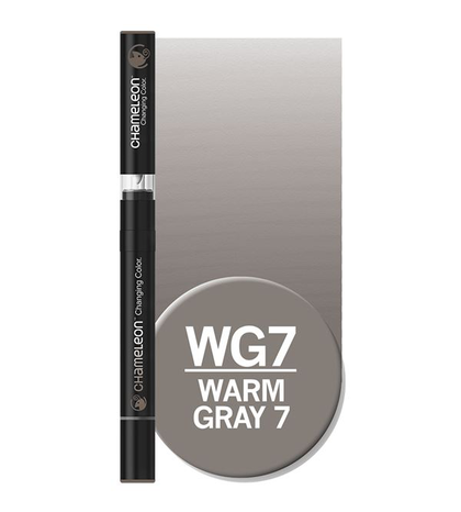 Rotulador chameleon - warm gray 7 wg7