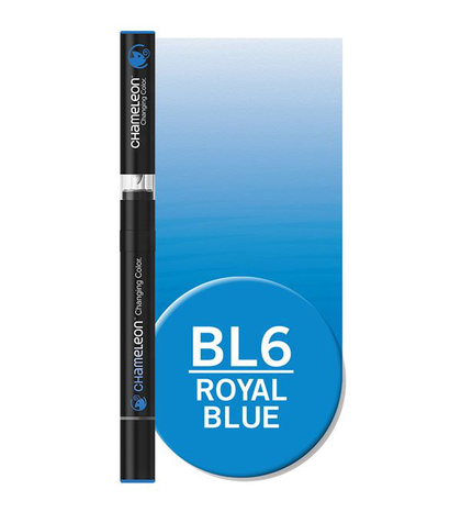 Rotulador chameleon - royal blue bl6