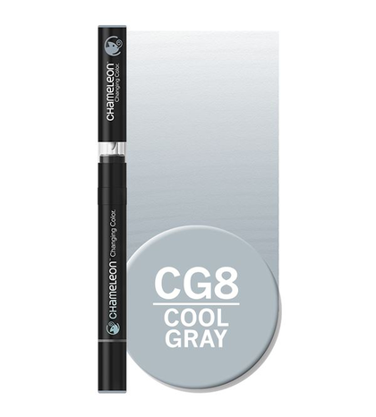 Rotulador chameleon - cool gray cg8