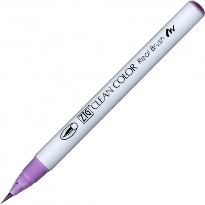 Rotulador Zig Clean Color Real Brush 081 Light Violet