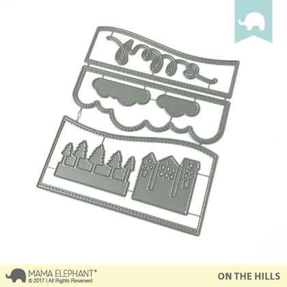 Mama Elephant - On The Hills - Creative Cuts