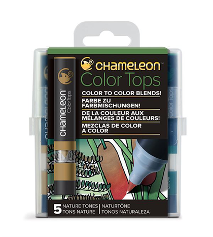 Chameleon Color Tops - Tonos Nature