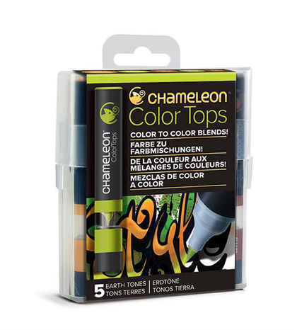 Chameleon Color Tops - Tonos Earth