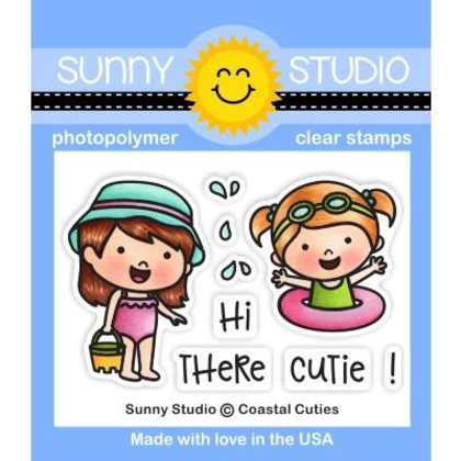 Coastal Cuties Stamps