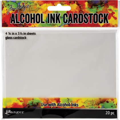 Ranger - Alcohol ink cardstock