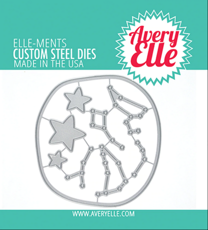 Avery Elle - Troquel - Constellation Scene Elle-ments