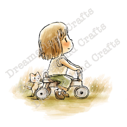 Dreamerland Craft - Enjoying the Bike Ride*