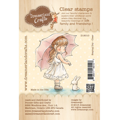 Dreamerland Craft - Staying Dry - Clear