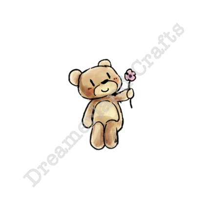 Dreamerland Craft - Bear 003