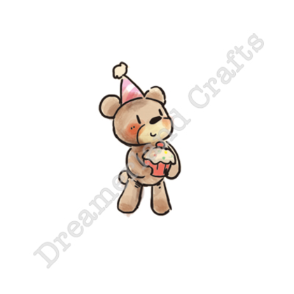 Dreamerland Craft - Bear 007