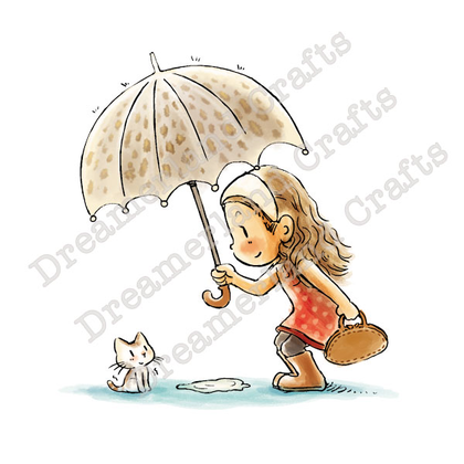 Dreamerland Craft - Staying Together on Rainy Days