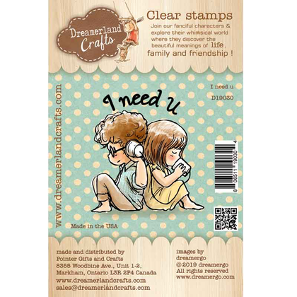 Dreamerland Craft - I need U - Clear