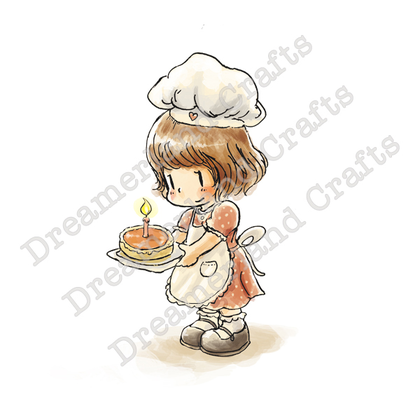 Dreamerland Craft - It's Your Birthday Cake - Clear