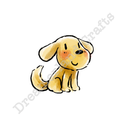 Dreamerland Craft - Dog 003