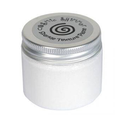 Cosmic Shimmer paste polar white