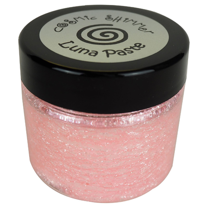 Cosmic Shimmer luna paste stellar flamingo